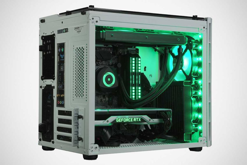 Origin PC Big O Console and Gaming PC