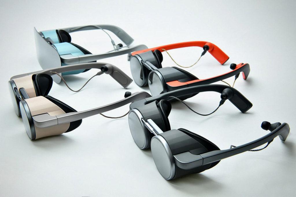 Panasonic HDR-capable UHD VR Eyeglasses