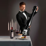 Peugeot Paris Prestige 1987 Pepper Mill Is A Giant Pepper Grinder That Is As Tall As A 5-Year-Old