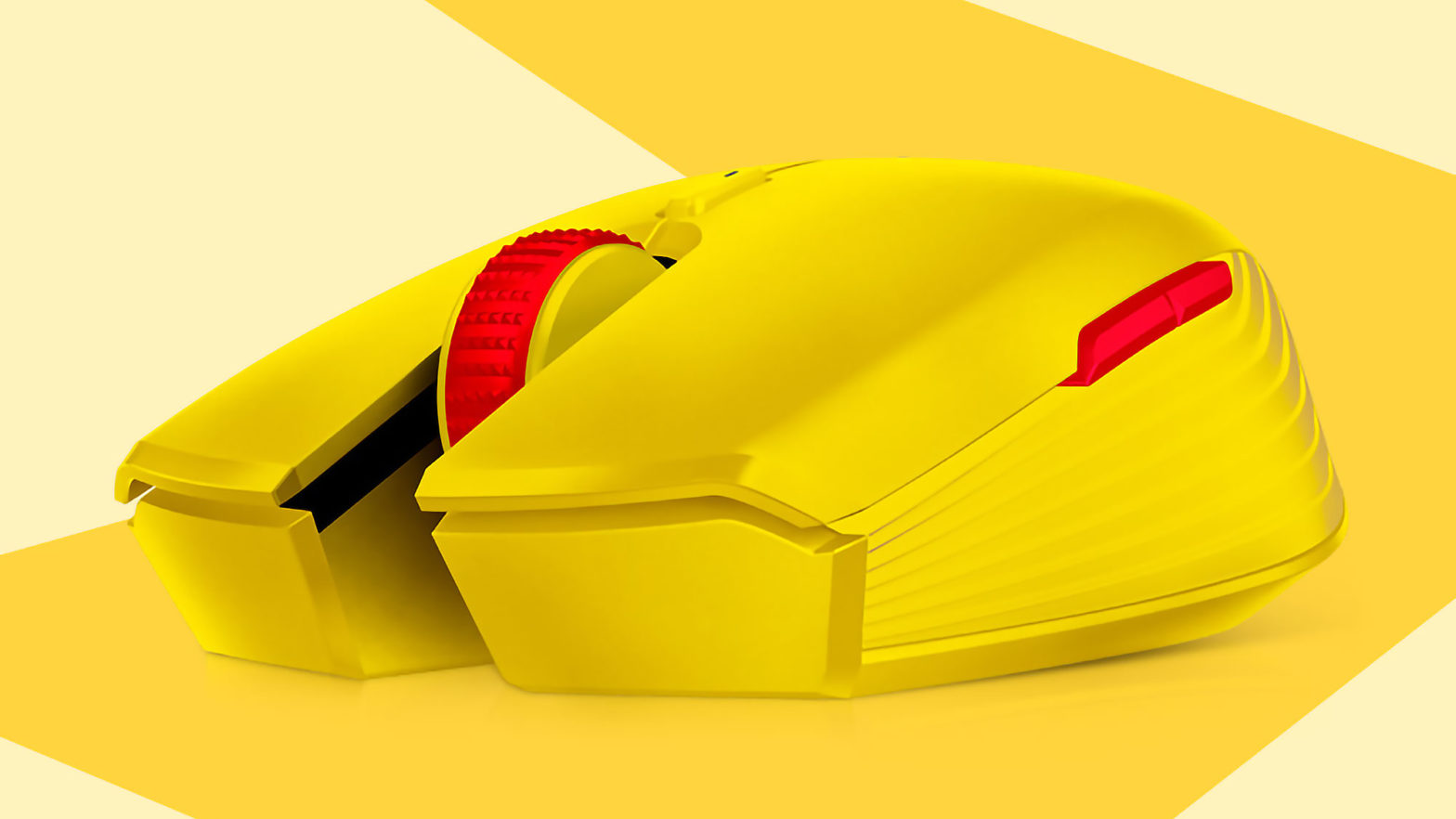 Razer x Pokemon Pikachu Atheris Mouse