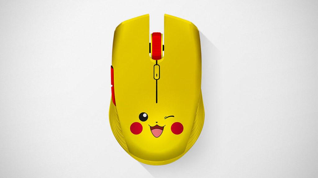 Razer x Pokemon Pikachu Atheris Mouse
