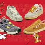 Reebok Celebrates Lunar New Year With Reebok x <em>Tom and Jerry</em> Collection