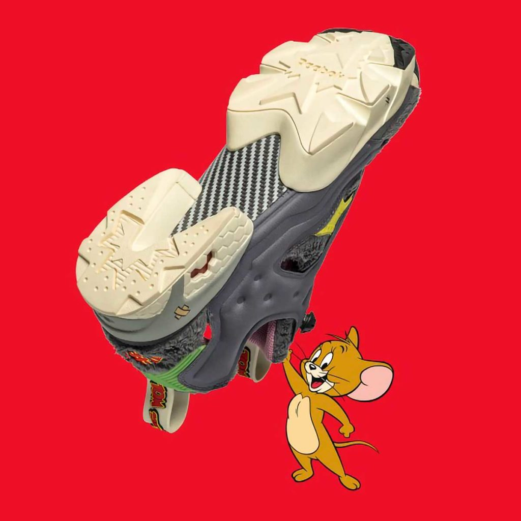 Reebok x Tom and Jerry Collection