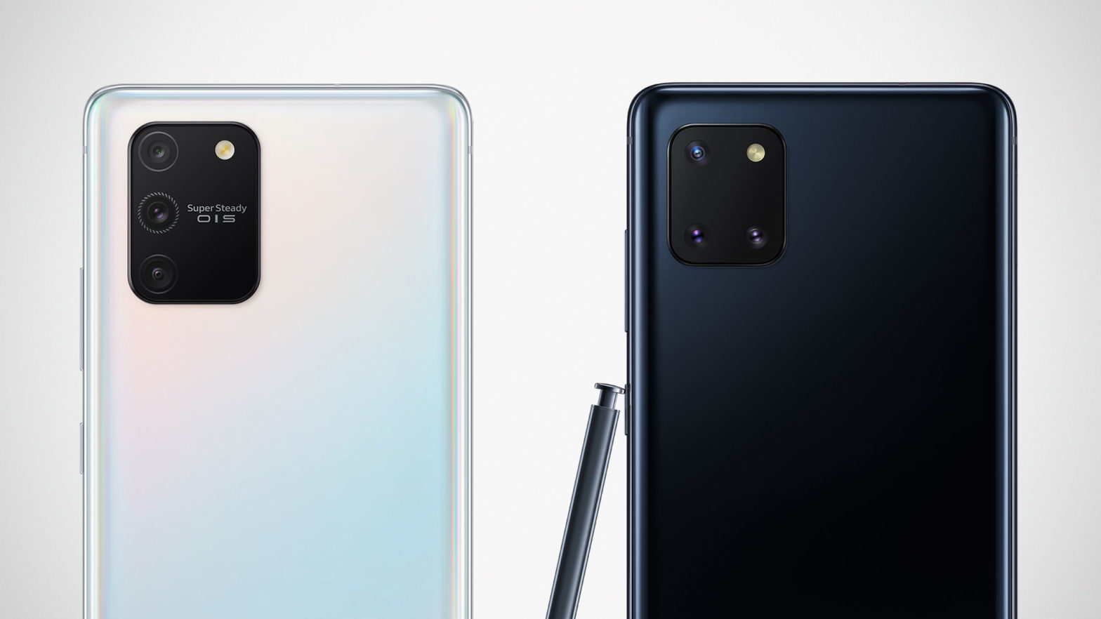 Samsung Galaxy S10 Lite and Galaxy Note10 Lite