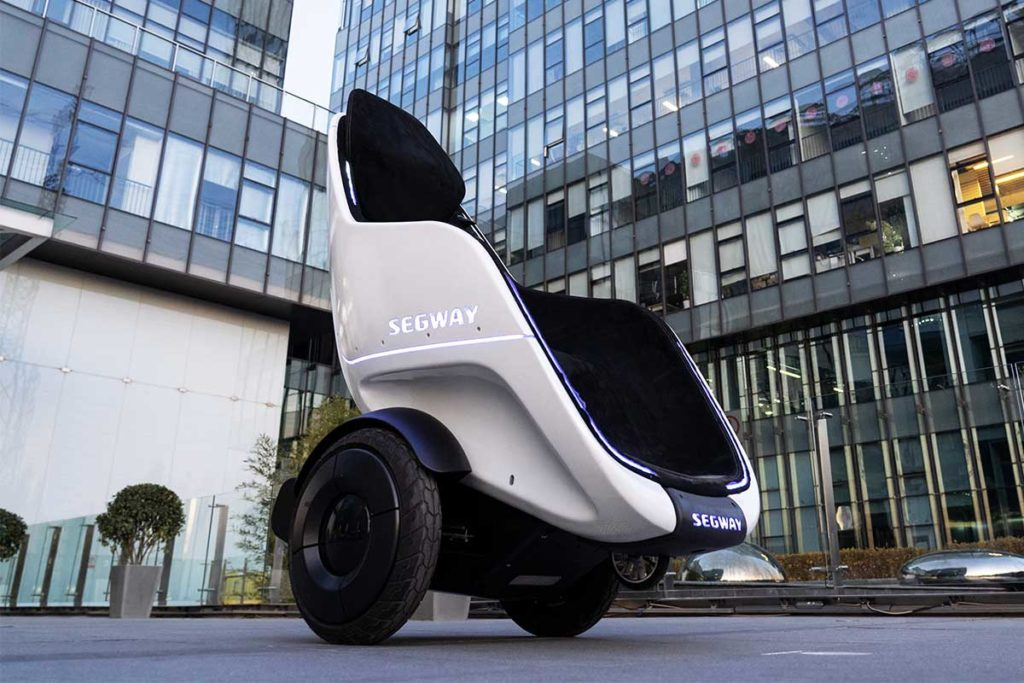 Segway-Ninebot S-Pod Personal Transporter