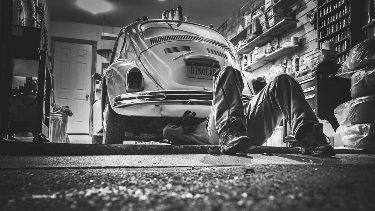 Starting Your Own Vehicle Maintenance