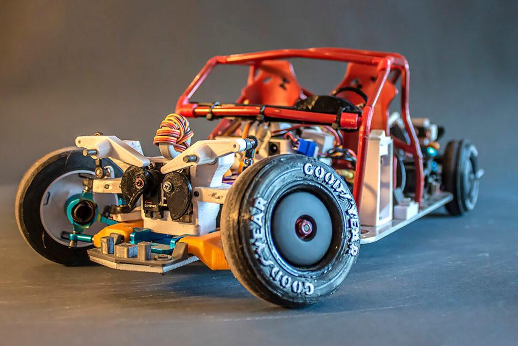 SuperScale 2020 RC Car Active Suspension Kit