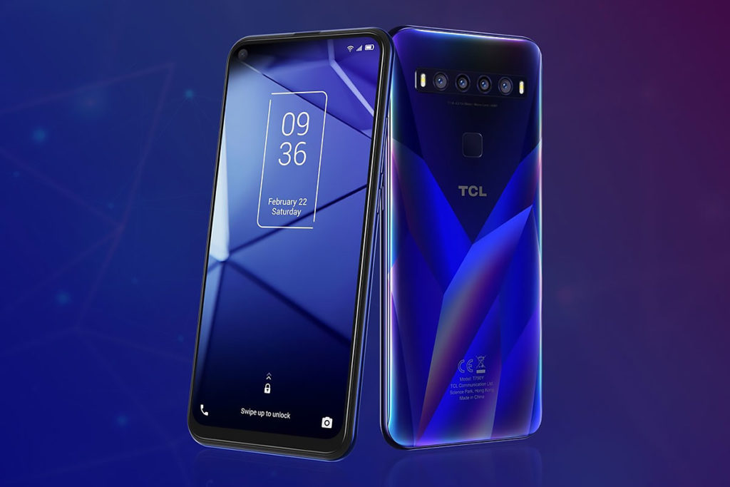 TCL 10 5G Smartphone Previewed at CES 2020