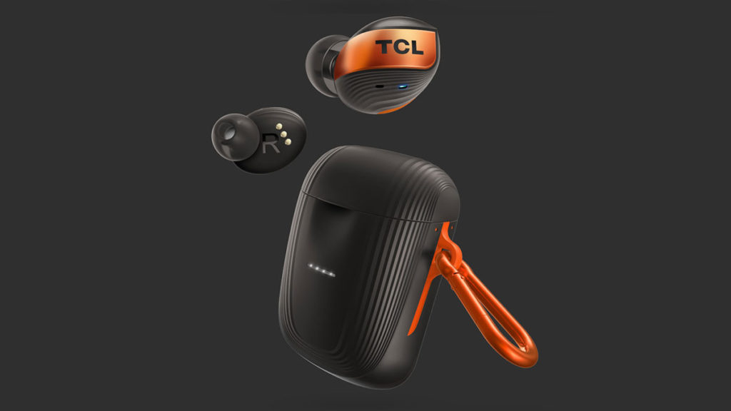 TCL ACTV True Wireless In-ear Headphones