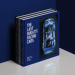 The History Of Bugatti EB110 Racing Cars Fully Explored In This Very Expensive Coffee Table Book