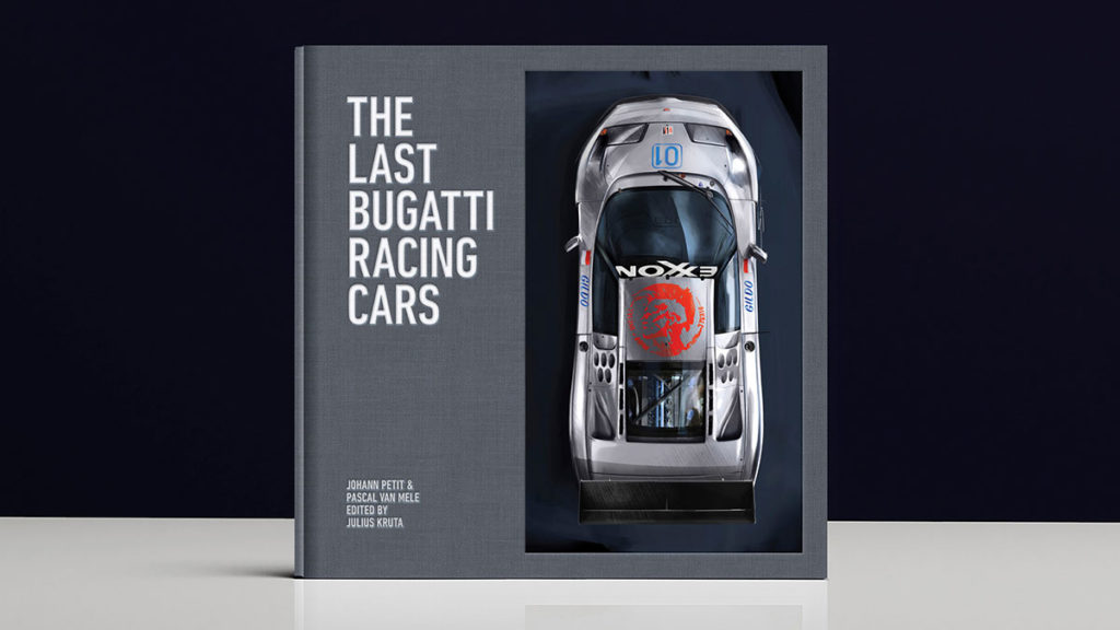 The Last Bugatti Racing Cars IMSA Edition