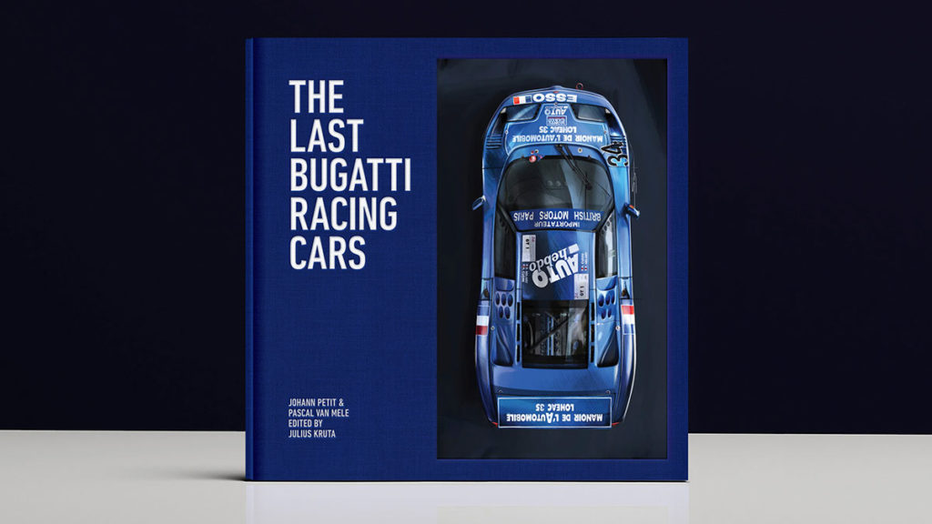 The Last Bugatti Racing Cars Le Mans Edition