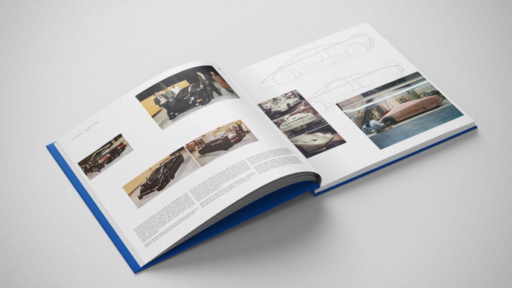 The Last Bugatti Racing Cars Book