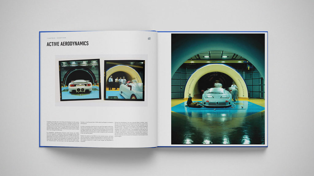 The Last Bugatti Racing Cars Book