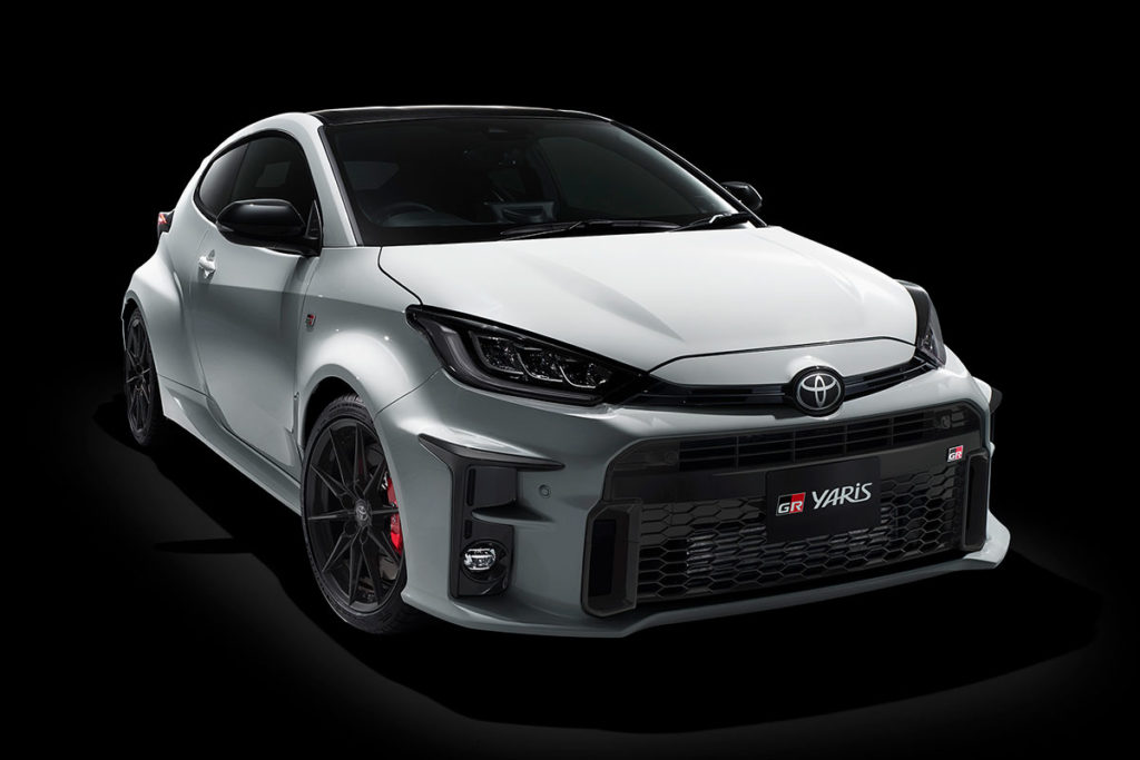 Toyota GR Yaris Special Edition RZ