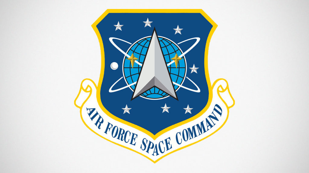 U.S. Space Command logo