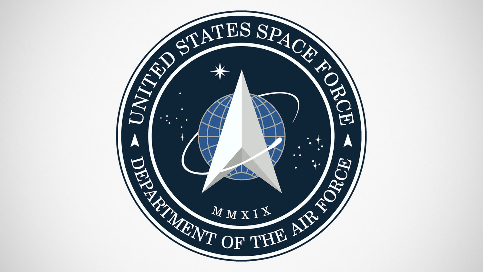U.S. Space Force Logo Unveiled
