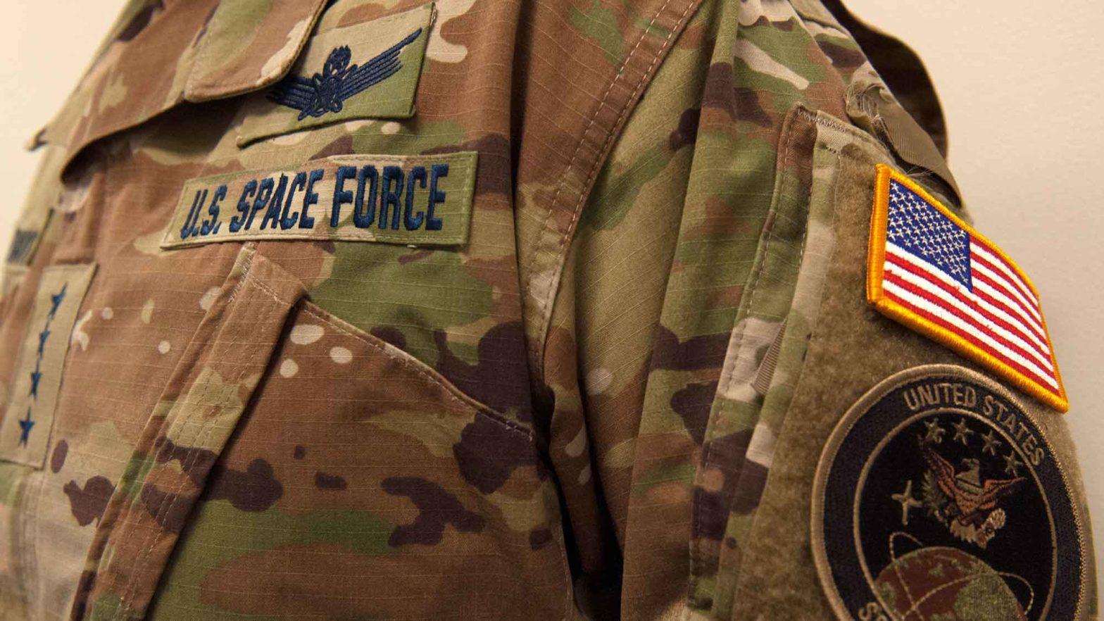 U.S. Space Force Uniform Unveiled