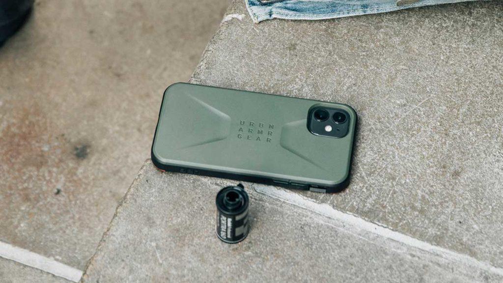 Urban Armor Gear Civilian Series iPhone Case