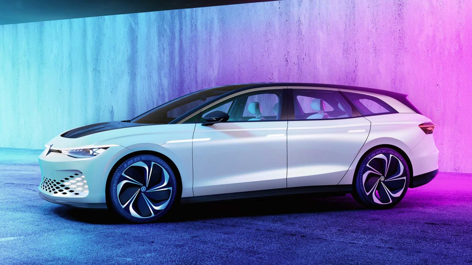 Volkswagen ID. SPACE VIZZION EV Wagon