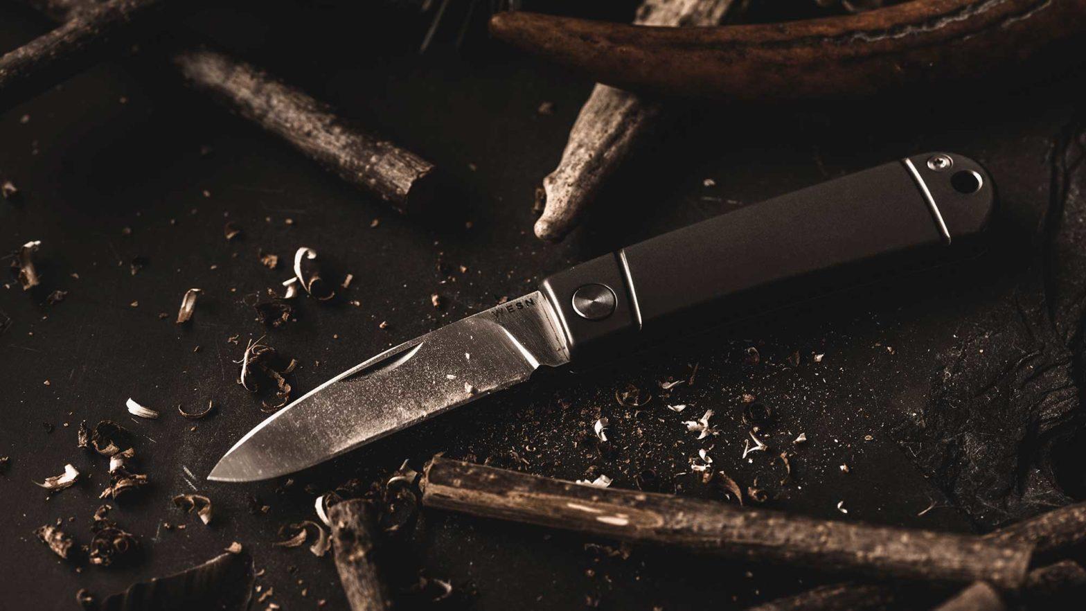 WESN The Henry Pocket Knife