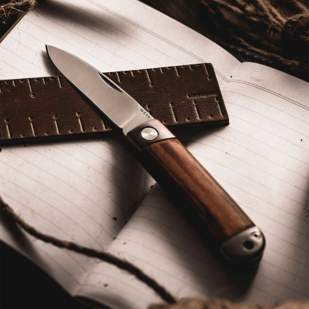 WESN The Henry Pocket Knife