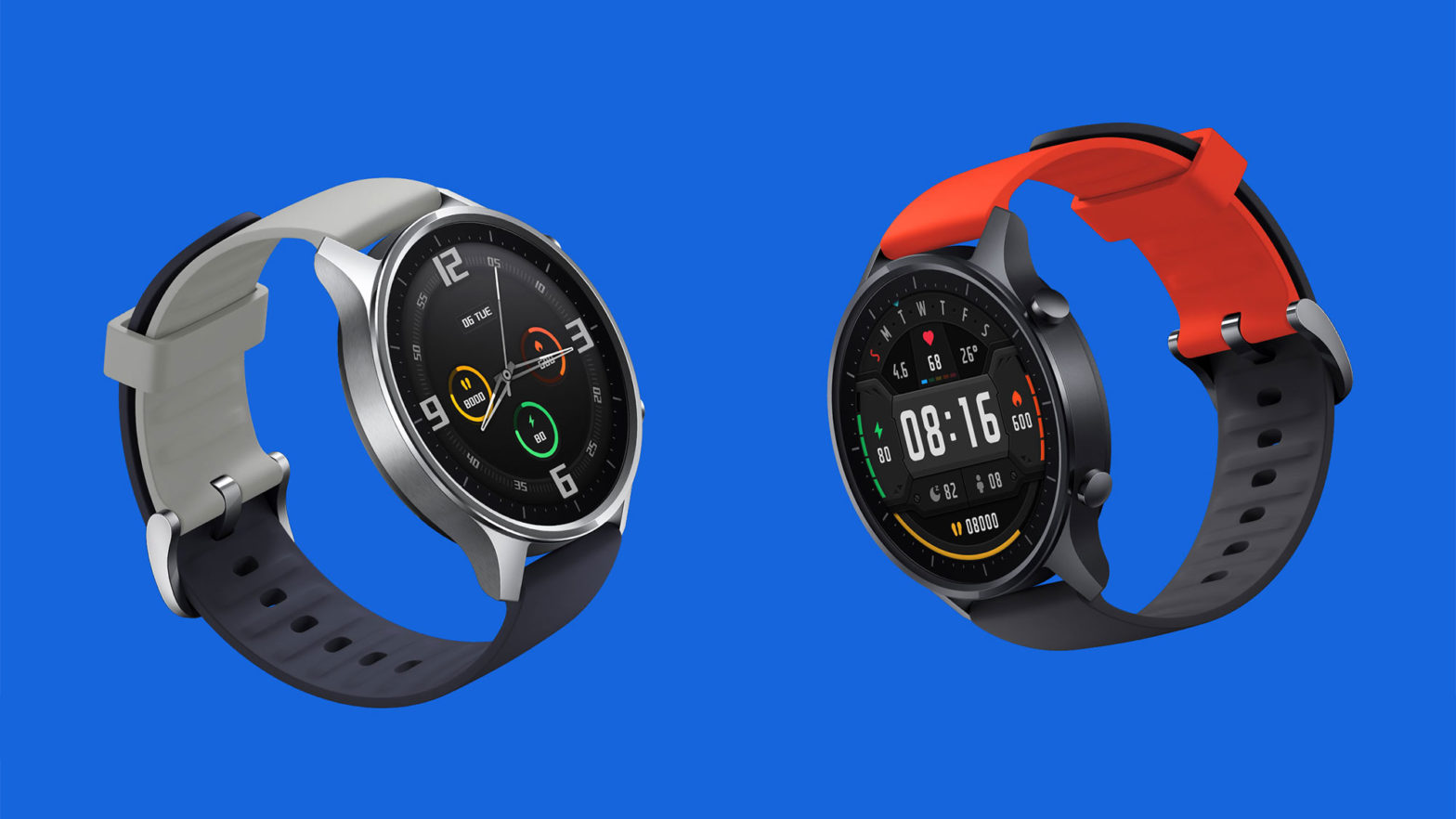 Xiaomi Mi Watch Color Smartwatch Revealed