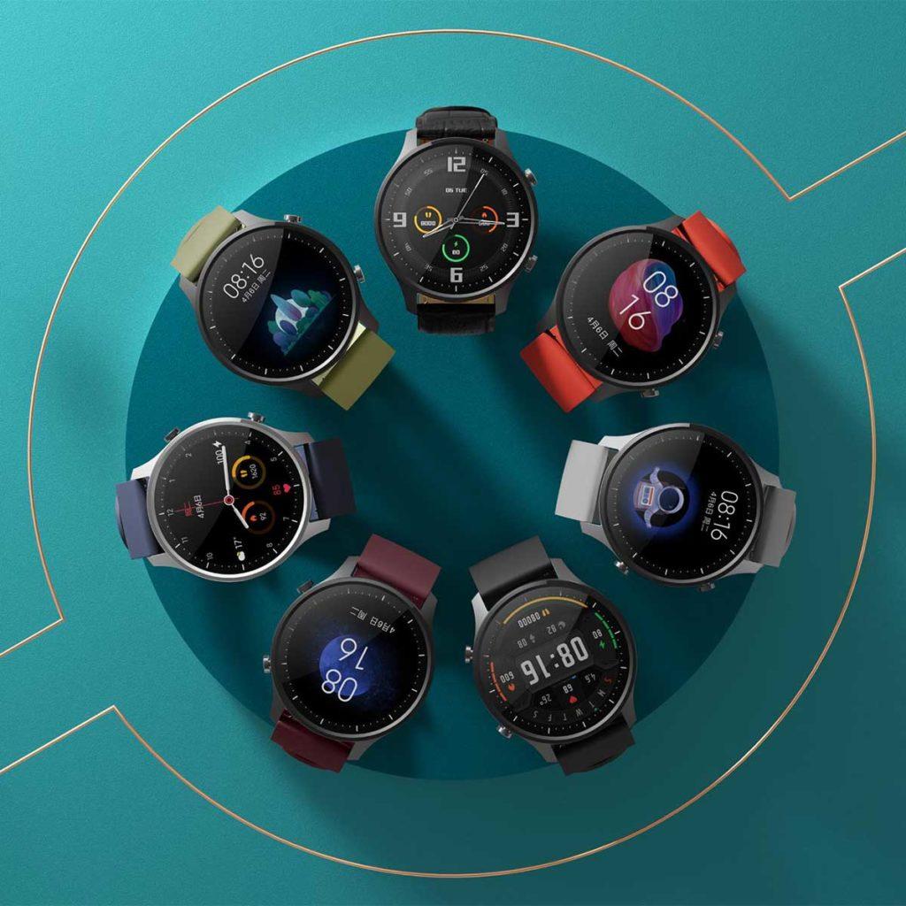 Xiaomi Mi Watch Color Smartwatch Revealed
