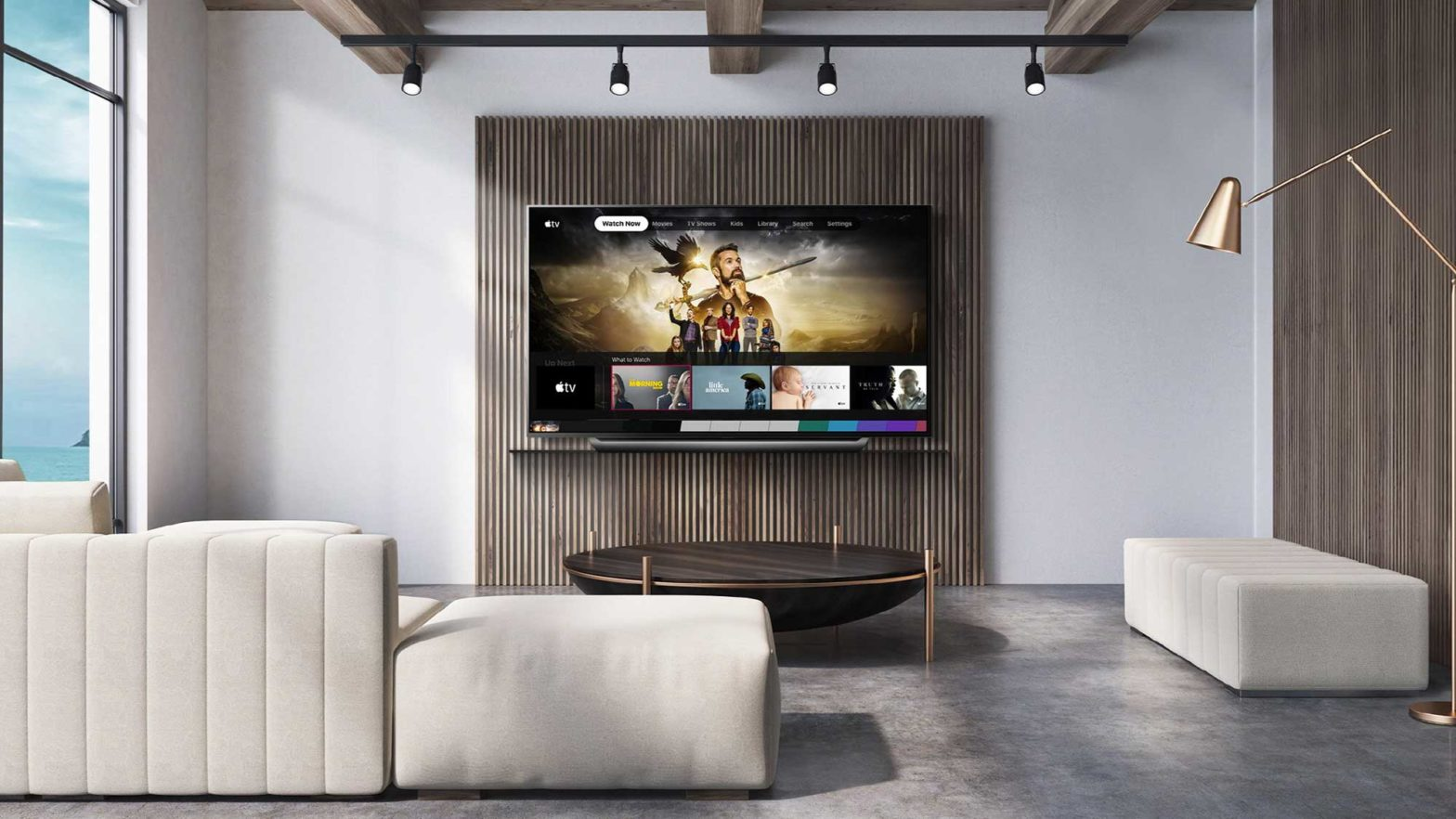 2019 LG TV Apple TV App and Apple TV+