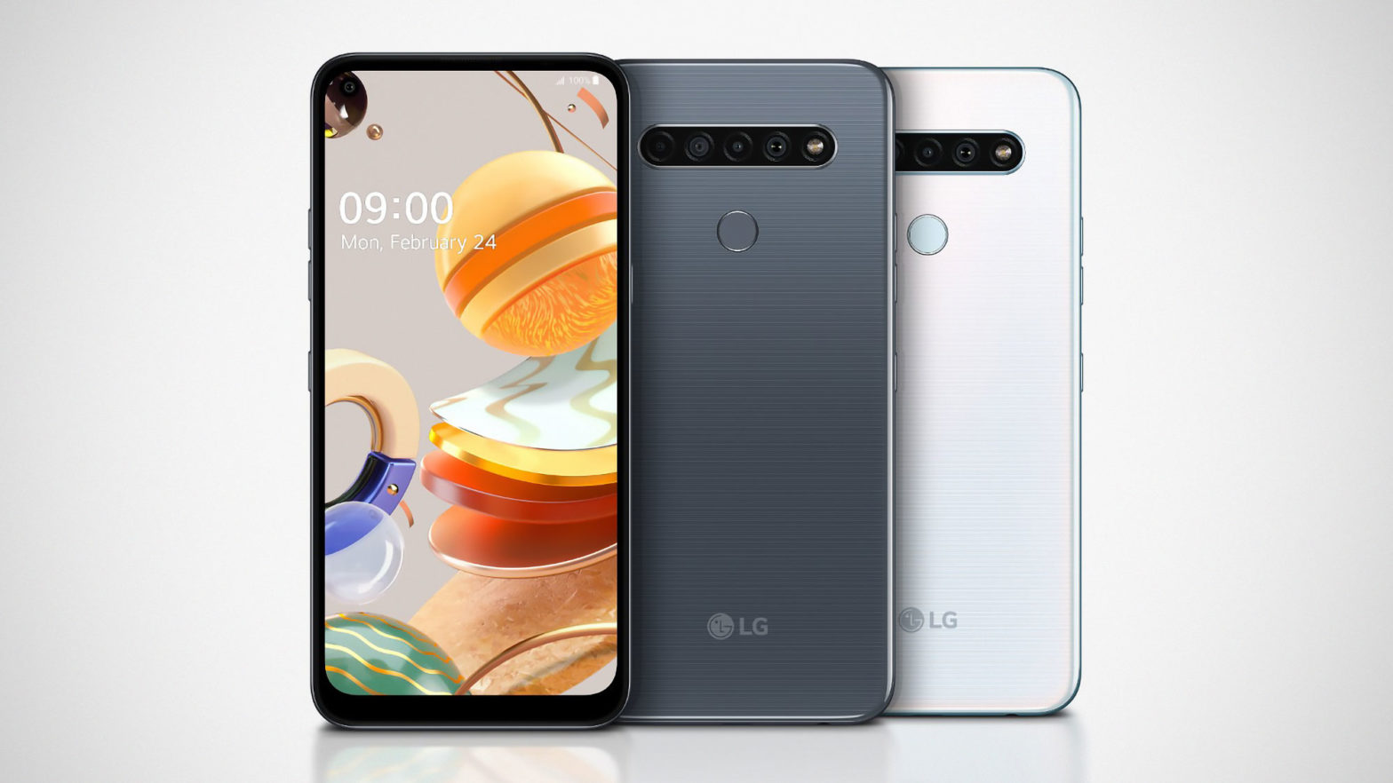 2020 LG K Series Smartphone Announced