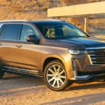 2021 Cadillac Escalade Has Premium AKG Audio And Curved OLED Display Technology