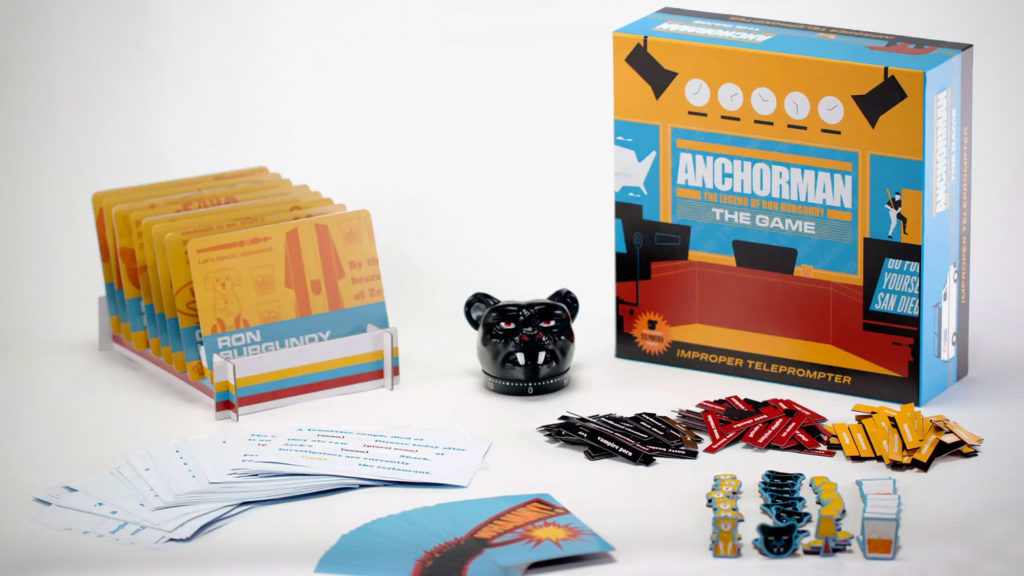 Anchorman: The Game by Barry & Jason