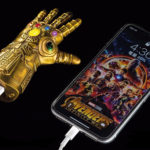 <em>Avengers: Endgame</em> Infinity Gauntlet Power Bank: Movie Collectible With Practical Functionality