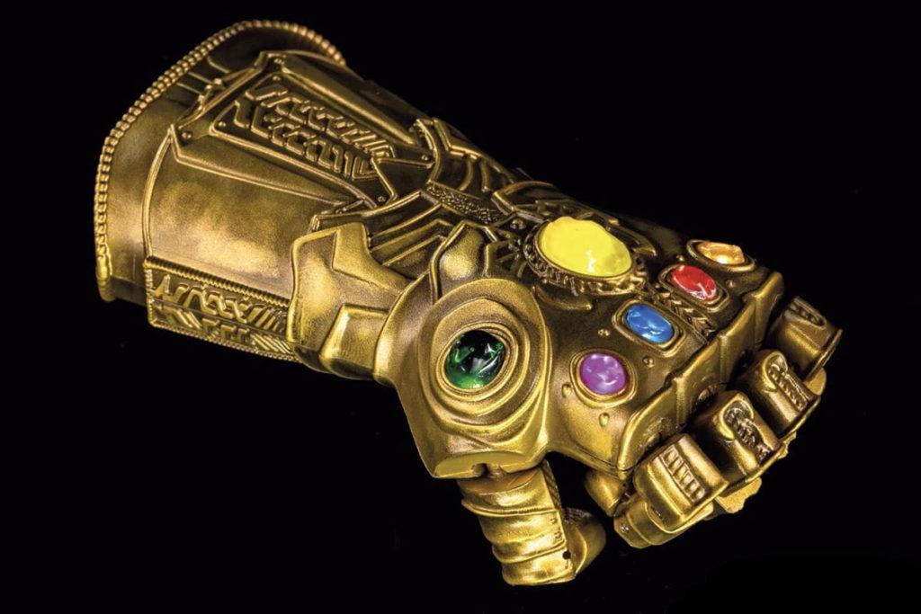 Avengers: Endgame Infinity Gauntlet Power Bank