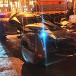 Superhero Not Needed: Batmobile Parked On The Street Of Moscow Seized And Impounded By Police