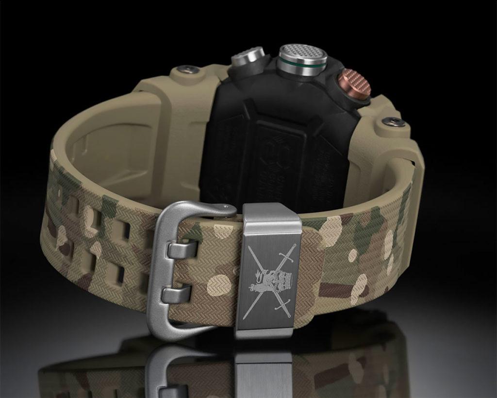 British Army x G-Shock Mudmaster Watch