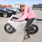 Super 73 And Casey Neistat Accidentally Created World's First Tesla Cyberbike