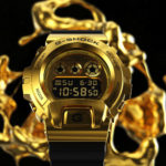 "Casio G-Shock Announces New ""Luxury"" Forged Metal Bezel GM6900 Wrist Watches"