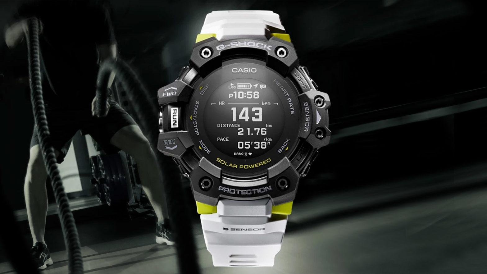 Casio G-Shock G-Squad GBD-H1000 Watch