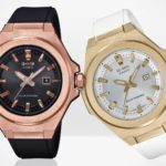 Casio's New Baby-G MSGS500G-1A  Totally Look At Home At Any Formal Events