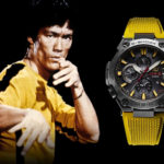 Casio Remembers Bruce Lee With Limited Edition G-Shock x Bruce Lee MR-G Watch