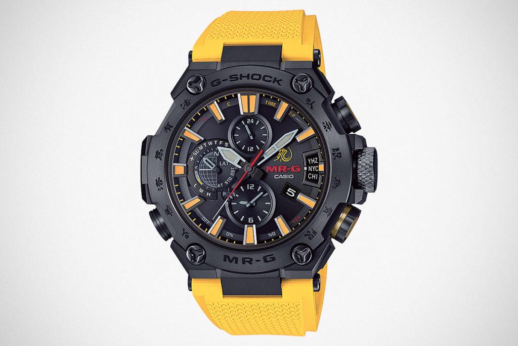 Casio G-Shock x Bruce Lee MR-G Watch