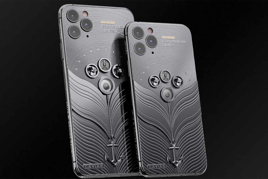 Caviar iPhone 11 Pro/Pro Max Titanic Edition