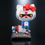 New <em>Hello Kitty</em> And <em>Gundam</em> Collab Features New Chogokin <em>Hello Kitty</em> Suits