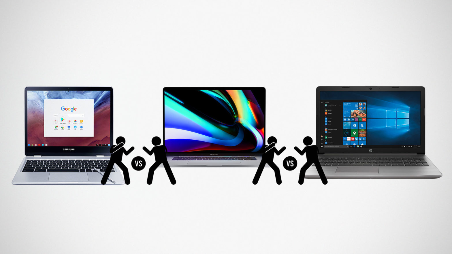 Chromebook Vs. MacBook Vs. Windows. Which Is Better?