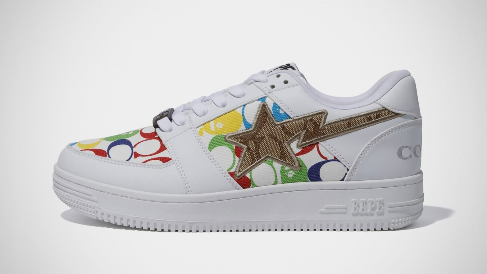 Coach x BAPE STA Sneakers February 22