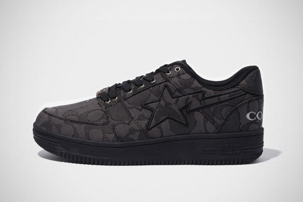 Coach x BAPE STA Sneakers February 22