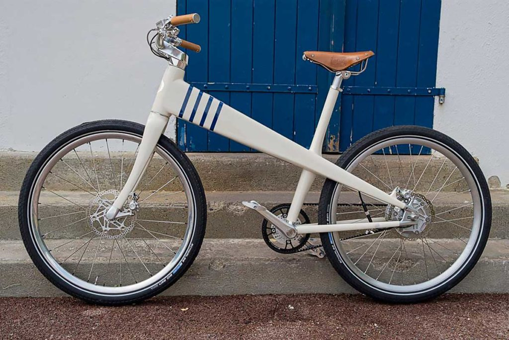 Coleen Electric Bicycle