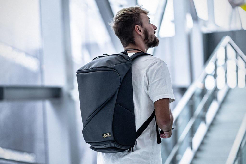 Cycop SWIFT 2.0 Backpack Kickstarter