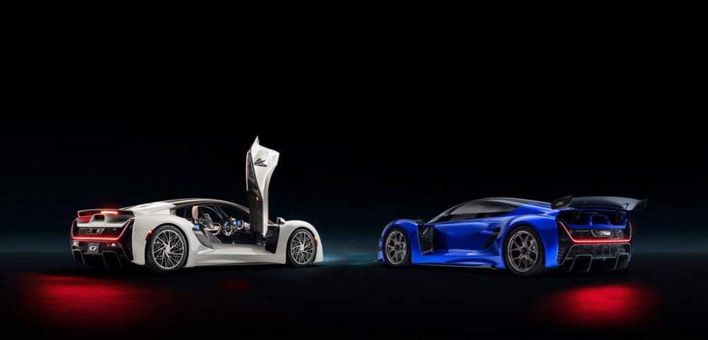 Czinger 21C Hypercar Geneva Motorshow 2020